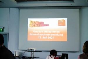 Jahreshauptversammlung der Schreiner-Innung Karlsruhe 2021